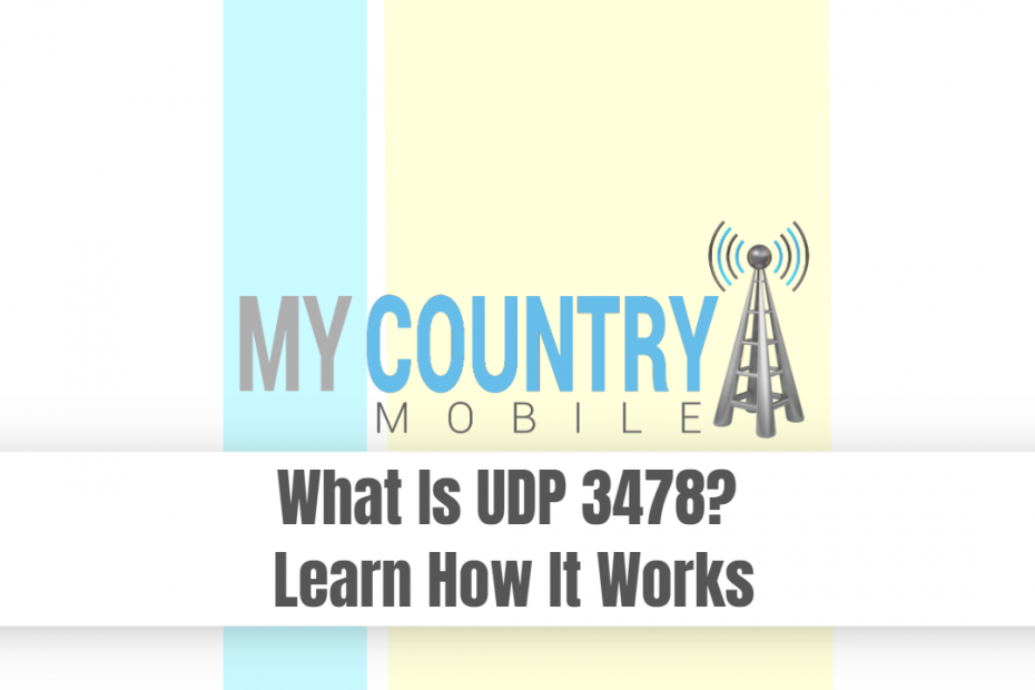 What Is UDP 3478? Learn How It Works - My Country Mobile