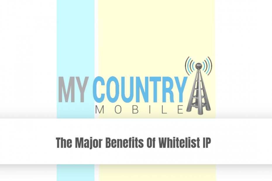 The Major Benefits Of Whitelist IP - My Country Mobile
